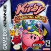 Kirby & the Amazing Mirror Box Art Front